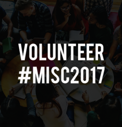 Volunteer at Melbourne International Student Conference 2017